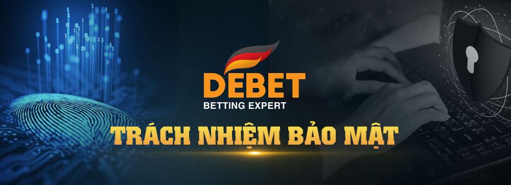 Debet - Trach Nhiệm Bảo Mật